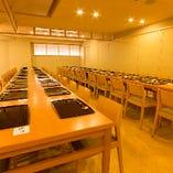 テーブル個室(~50名様)