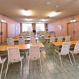 本館会議室は80名様までご利用可能!研修やミーティングの場に◎