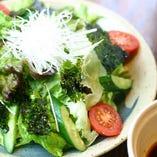 産地直送の新鮮野菜! とってもおいしい!