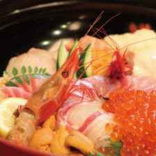 極上旬魚がお得に味わえる『昼定食』