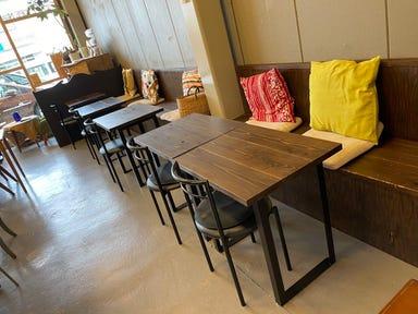 カフェスタ viviana  店内の画像