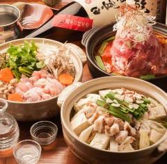 宮城の郷土料理と豊富な日本酒 蛍火 国分町店