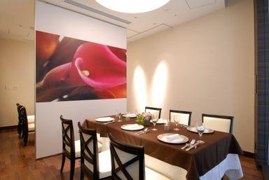 レストラン ボナペティ  店内の画像