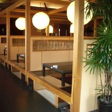 うなぎ川はら 大和郡山店 店内の画像