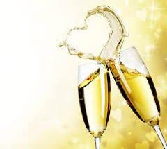 【2日前までの事前予約限定】スパークリングワイン一本プレゼント!!