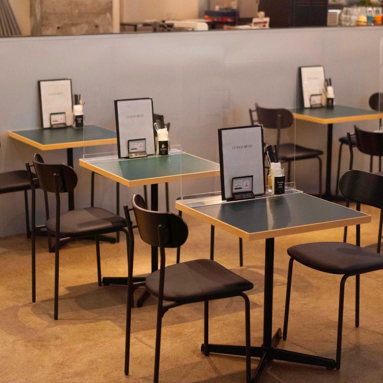テーブル席・1名様~2名様