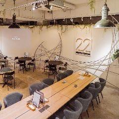 誕生日&貸切パーティ CAFE&WEDDING22 吉祥寺