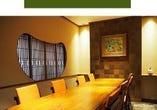 桐 テーブル個室8席
