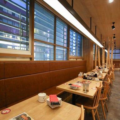 海鮮肉酒場 キタノイチバ 益田駅前店 店内の画像