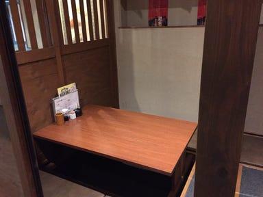 京都炭火串焼 つじや本店  店内の画像