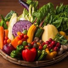 熊本農家より直送の無農薬野菜