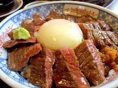 熊本あか牛【阿蘇王】ステーキ丼