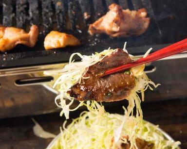 国分寺 肉流通センター  コースの画像
