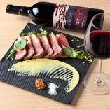 広島黒毛和牛 内もも赤身ステーキ