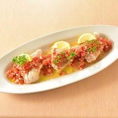 【NEW】白身魚のトマトサルサ