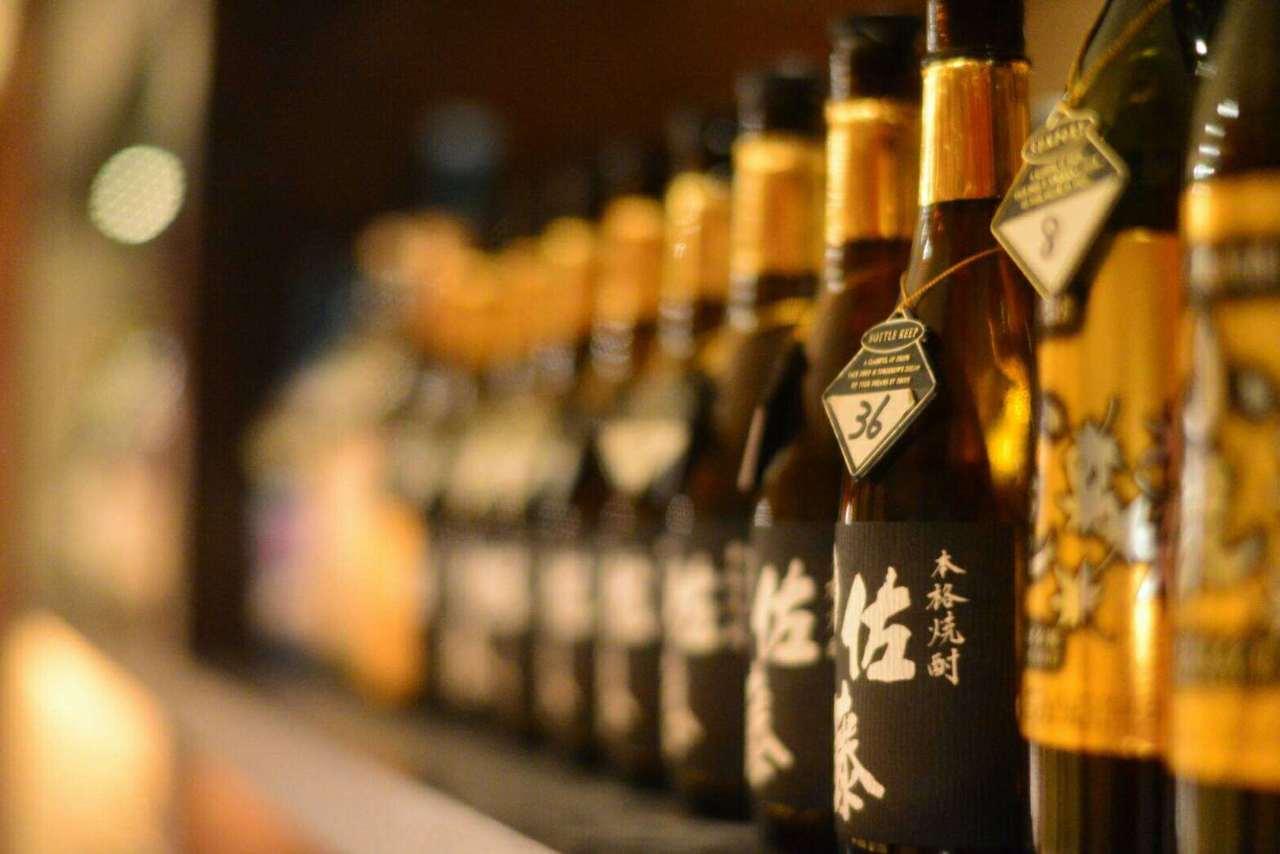 《約80種類》お酒を楽しむBar