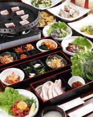 韓国料理 冷麺館 北新地店