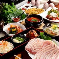 韓国料理 北新地 冷麺館
