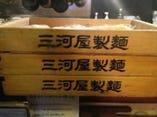 有名ラーメン店御用達の製麺所に特注の麺