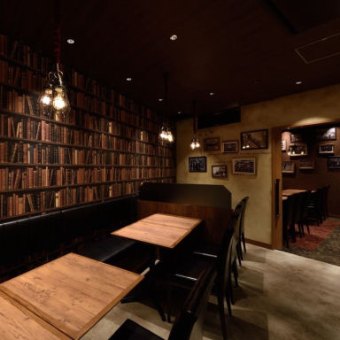 クラフトビール KOYOEN KITTE名古屋店 店内の画像