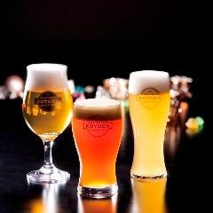 クラフトビール KOYOEN KITTE名古屋店