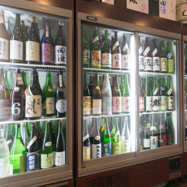 日本酒専門店 萬亮  こだわりの画像