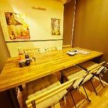 テーブル席(~16名様)