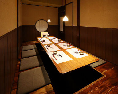 権之介 横浜西口店 店内の画像