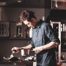 【料理人】シェフ:宮越 勝