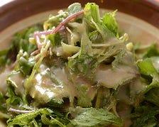 横須賀葉野菜サラダ
