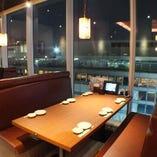 テーブル席①