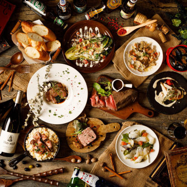 100品食べ飲み放題チーズ×肉バル Bistro Feliz こだわりの画像