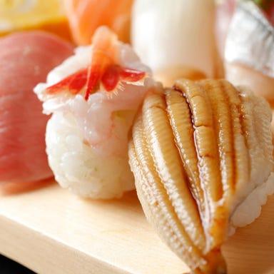 寿司 上ちゃん  コースの画像
