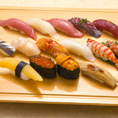 寿司 上ちゃん
