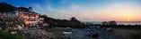 淡路島西海岸はサンセットビューが美しいロケーションです!