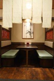 江戸蕎麦やぶそば そごう横浜店  店内の画像