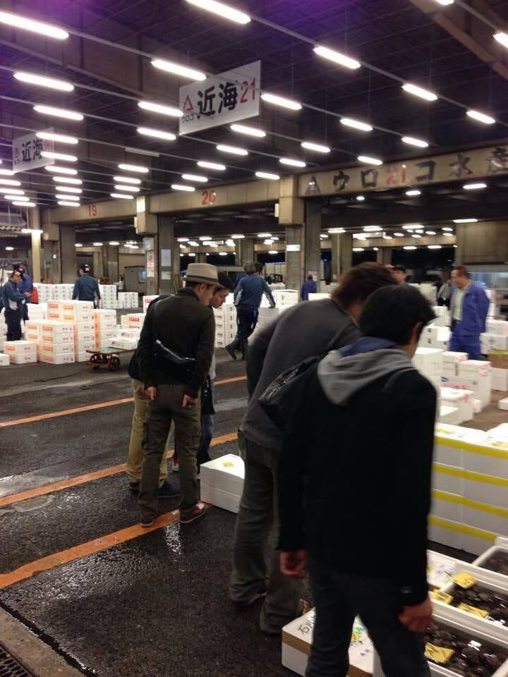 石川県金沢中央市場直送の新鮮魚介
