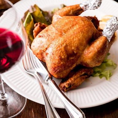 チキン料理屋 TORIGE  コースの画像