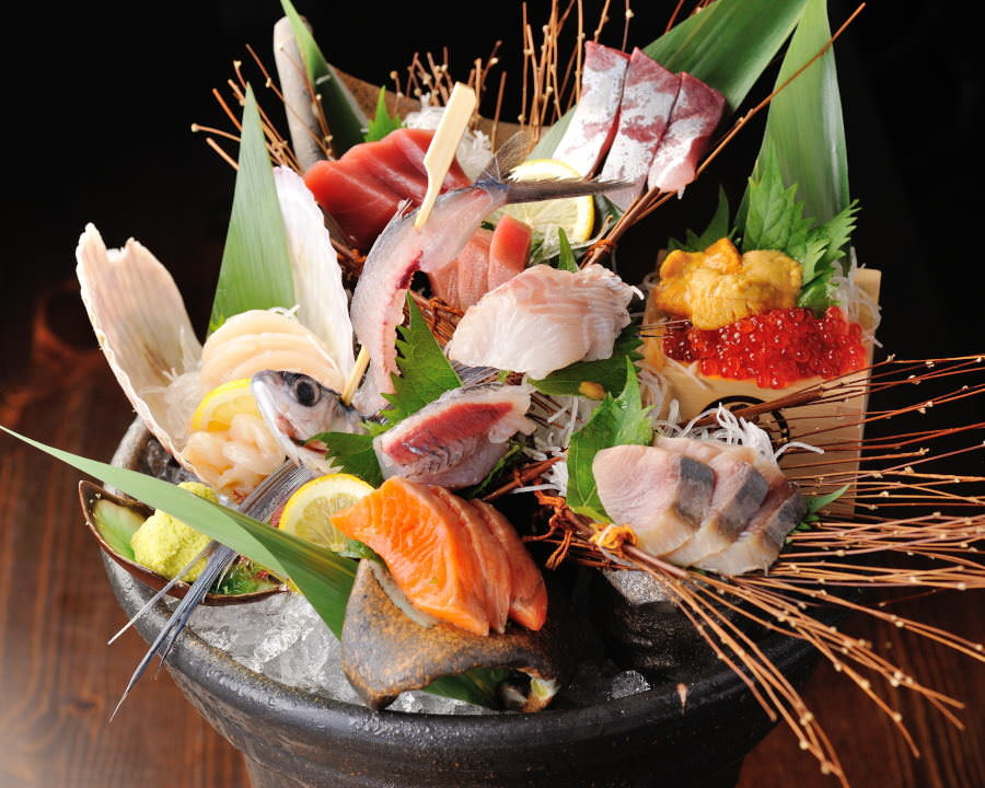 山形 日本海・庄内浜からの鮮魚