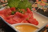 毎日仕入れる新鮮な鮮魚をご提供