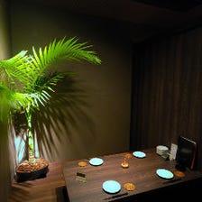 《完全個室》アジアンリゾート空間