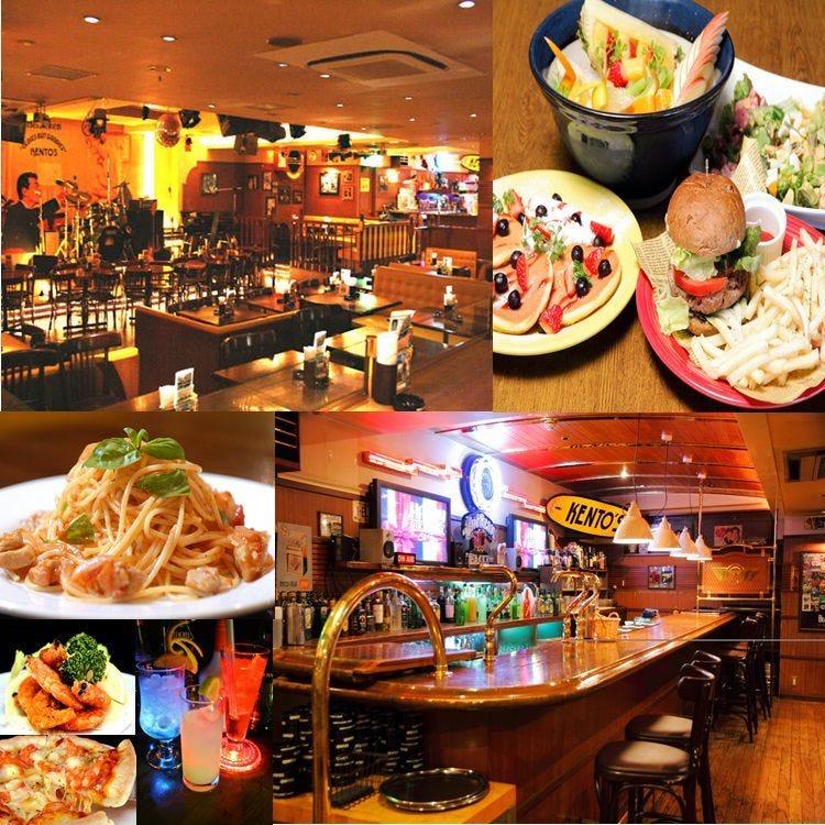 ライブレストラン ケントス 静岡店