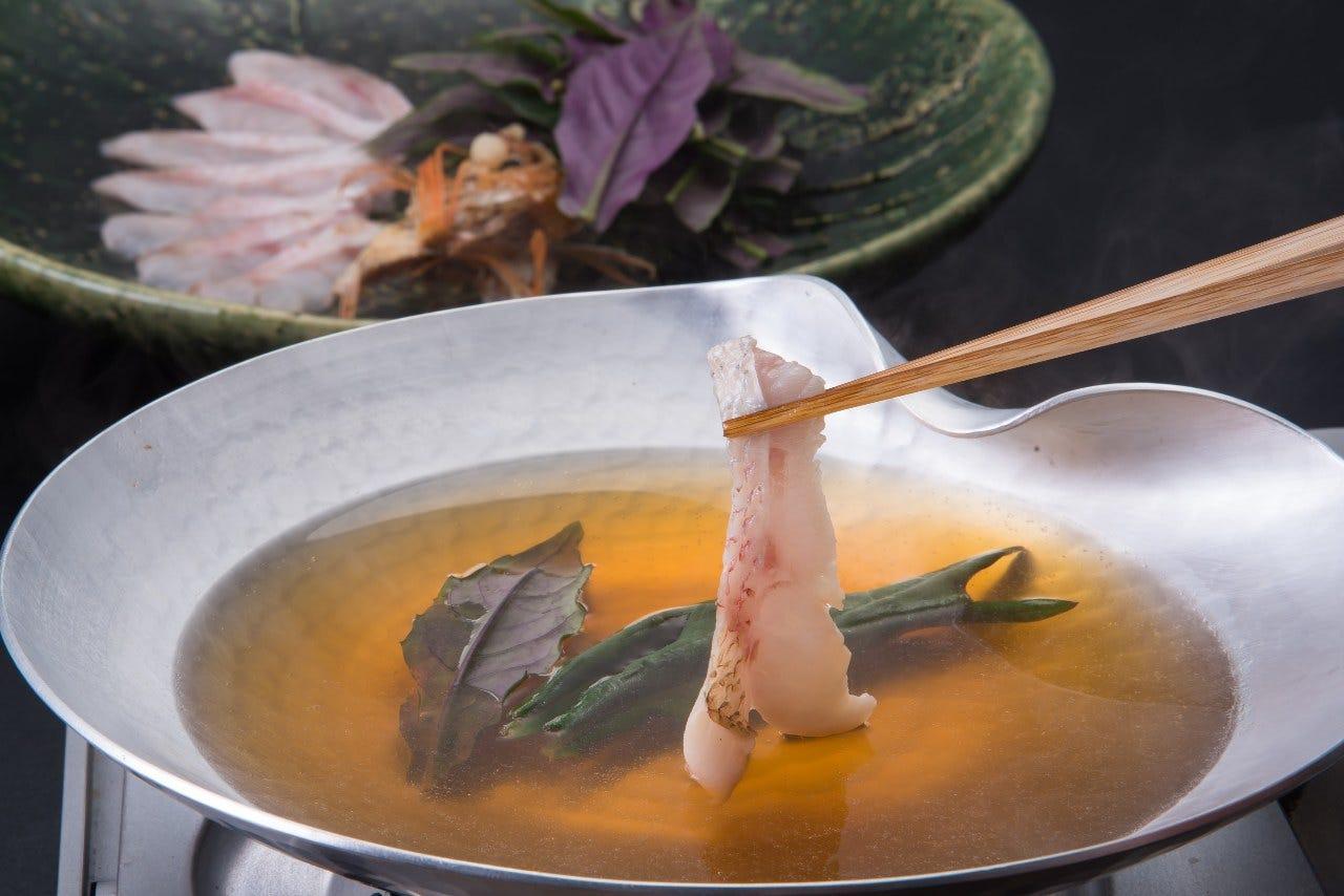 北陸・金沢で人気の食材