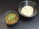 スパイシーカレーのつけ麺