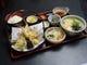 天然海老の天ぷら御膳