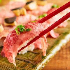 炙り和牛寿司食べ放題と個室 バイキングクラブ 新宿本店