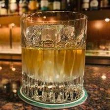 ウイスキー、オン・ザ・ロック