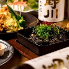 地鶏に合う美酒◆3H飲放題【999円】