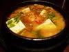 豆腐チゲランチ