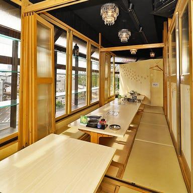 京の漁師めし海鮮居酒屋 展望閣 京都駅前店 店内の画像